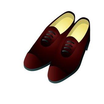 신발 (진한 갈색)