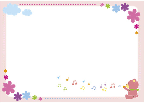 Bear's Concert Frame