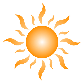 Sun 5 Gradation