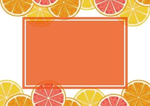 Cut fruit background 01