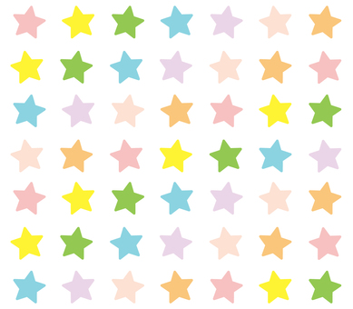 Star _ Background colorful