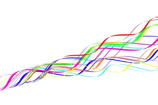 나선형 다채로운