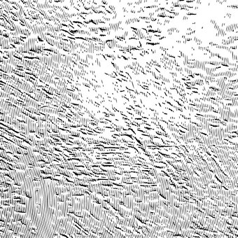 Monochrome texture material