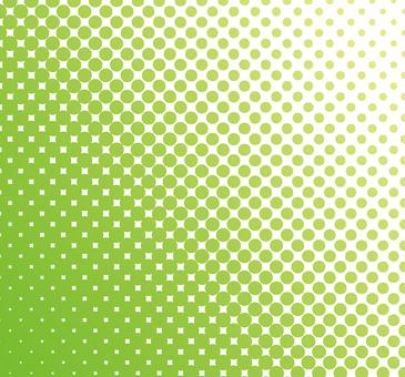 點漸變(綠色)