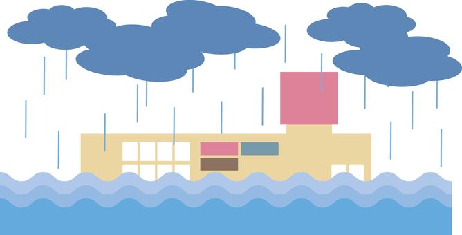Downpour (supermarket)