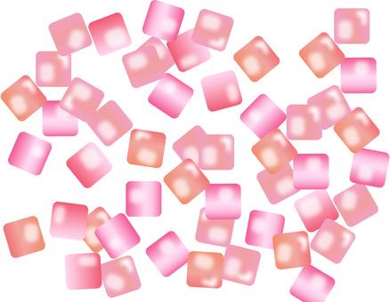 清潔玻璃糖果4