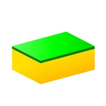 스폰지, 노란색
