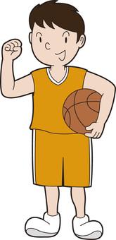 Guts Poses Basketball-kun 2