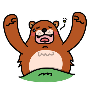 Bear it's Kuma