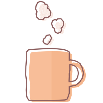 Illustration of mug