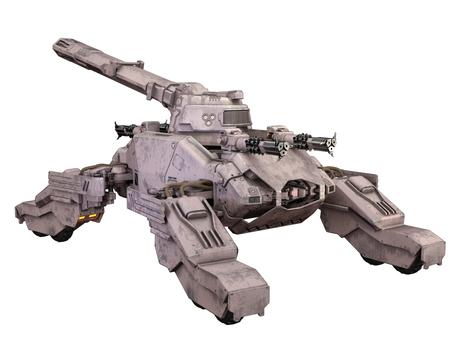 SF世界の戦車