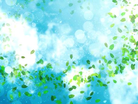 Leaf background 26