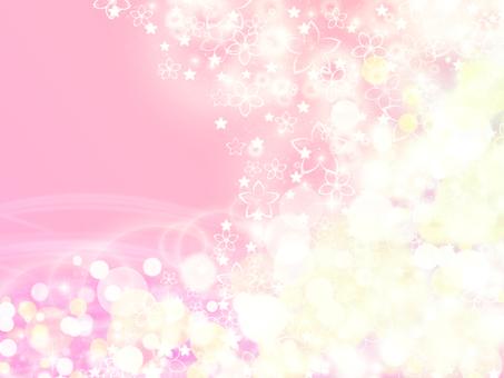 무성한 벚꽃