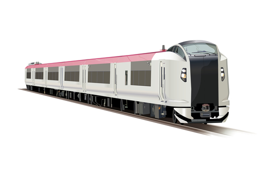 Express express train illustration