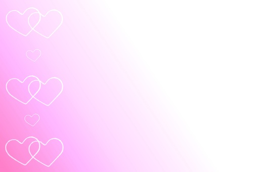 Background material · ring heart (pink)