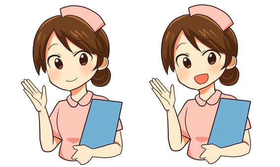 【Work】 Nurse (nurse)