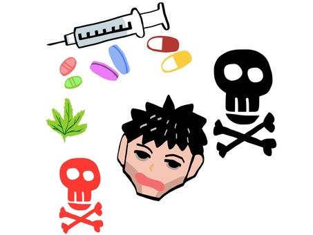 Anniversary International drug abuse eradication day
