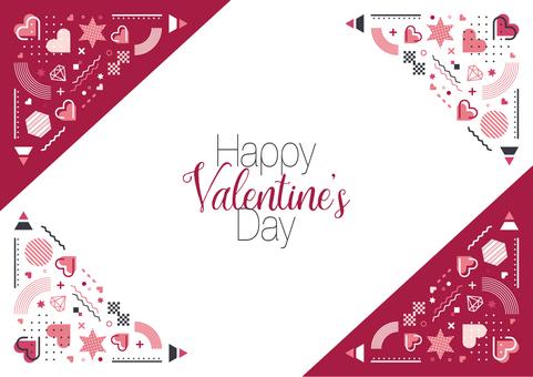 Valentine Frame 004 Memphis