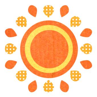 Collage Sun (color)