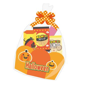 Assorted harrow-in sweets