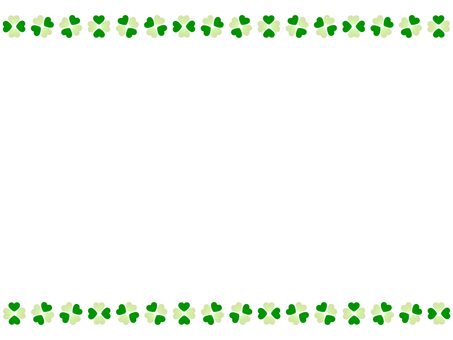 Background - four leaf clover 01