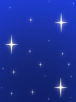 반짝 반짝 밤하늘