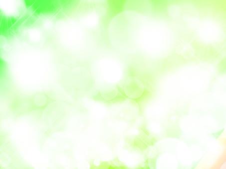 Healing of green