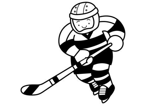 Ice hockey 1c