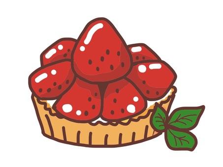 Strawberry tarts 01