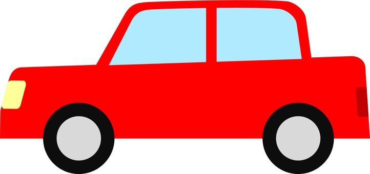 Car car red