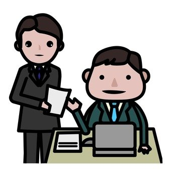 Pass business documents