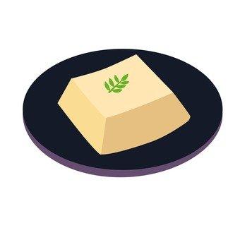 Yuzi tofu