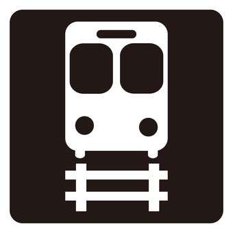 Icon-3ver. Transportation-Train