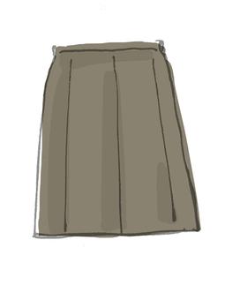 Clothing: Skirt