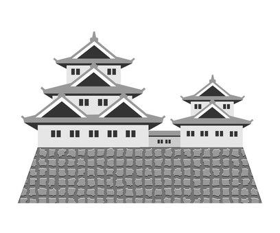 Japanese Castle 3