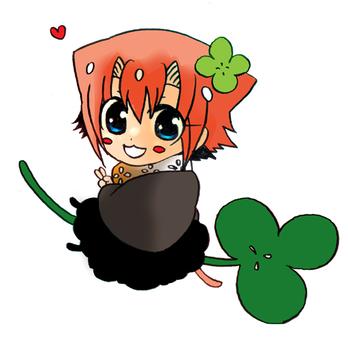 Akari chan clover ☆