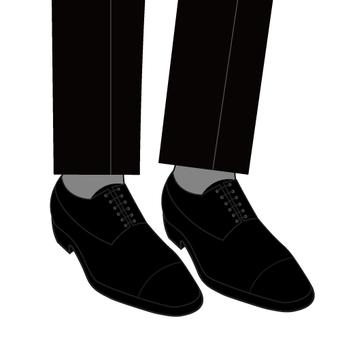 Image of businessman · Formal shoes