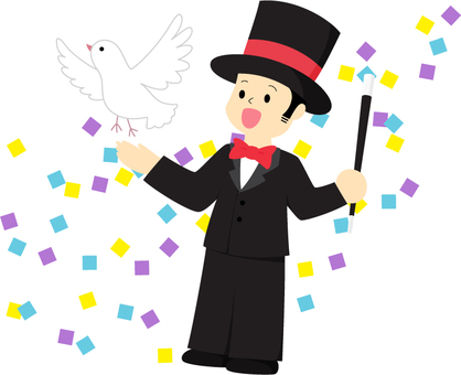 Magic trickster
