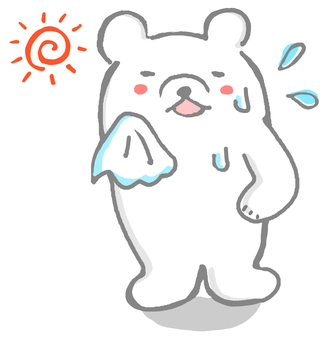 Hot Shirokuma 2