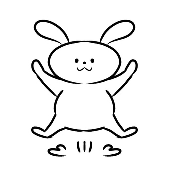 뛰는 토끼