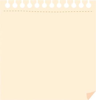 Cute notepad