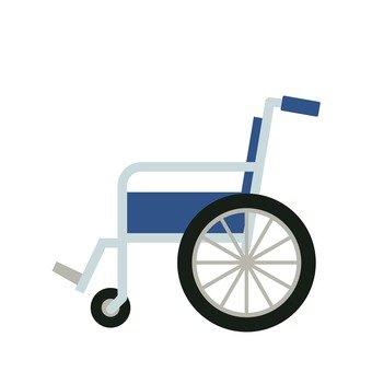 Lateral wheelchair