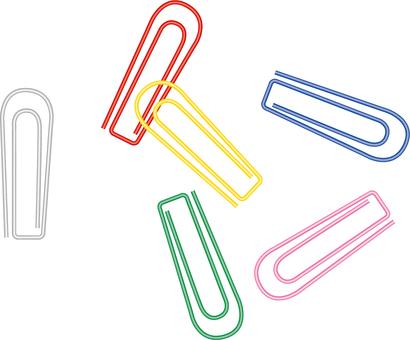 Item stationery (clip)