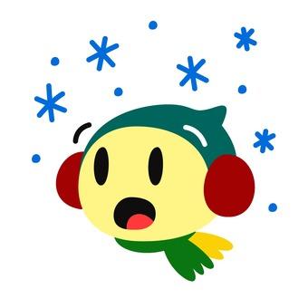 겨울의 캐릭터