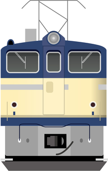 ED60 type electric locomotive