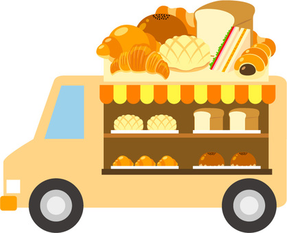 Bread moving sales