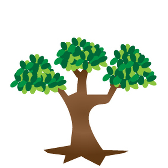 Trees 8 100 × 100mm