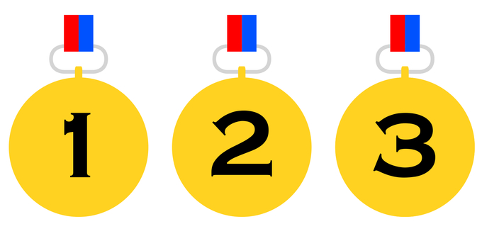 Ranking medal