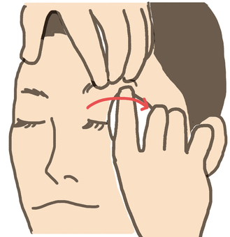 Eye hole