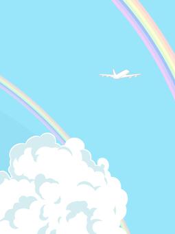 空と飛行機3
